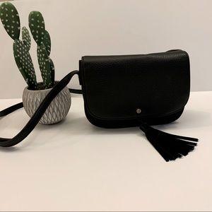 American eagle leather purse